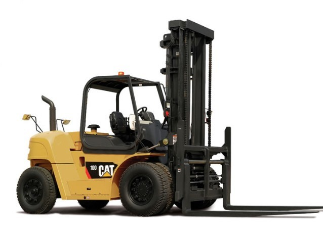 Cat Lift Trucks Parts Manual