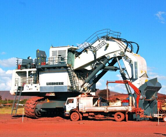 Liebherr R996 Litronic Hydraulic Excavator Service Repair