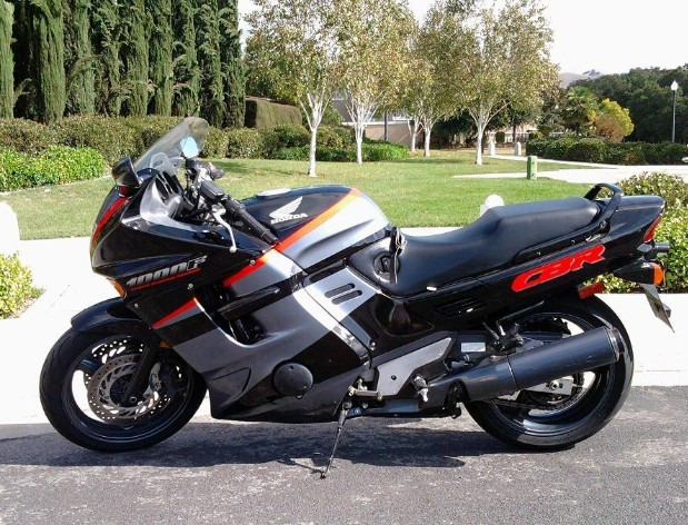 repair manual for the 1993-1996 honda cbr1000f hurricane  this service  manual has easy-to-read text sections with top quality diagrams and  instructions